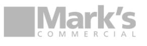 Mark's Commercial Logo