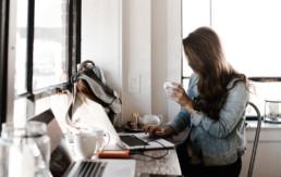 Coffee Shop Working